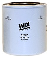 WIX Filters - 51387 Heavy Duty Spin-On Lube Filter, Pack of 1 by Wix