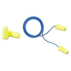 Uncorded Soft Foam - EARsoft Yellow Neons Soft Foam Ear Plugs