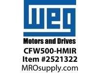 WEG CFW500-HMIR REMOTE KEYPAD VFD - CFW