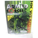 In Toyz Armed Forces - HK Weapons Set Series 1 - For use with 12