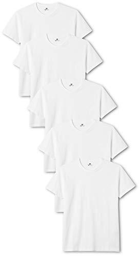 Lower East Men's T-Shirt, Pack of 5