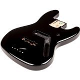 best seller today Fender Jazz Bass Body with Alder, Black
