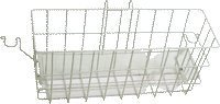 Carex Snap On Walker Basket with Tray 16 x 6 x 7 [1 Each (Single)] by Carex