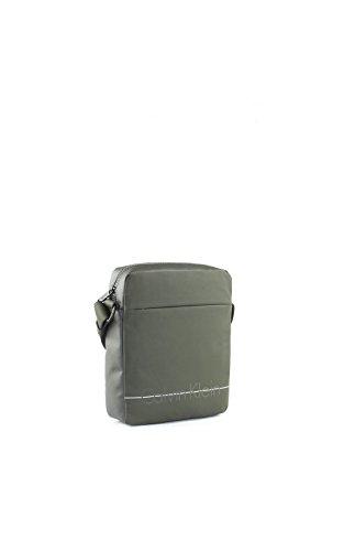 sintética de Hombre K50K502072 Cargo Jeans Bandolera Bolso Klein Calvin Piel w7qxCHR