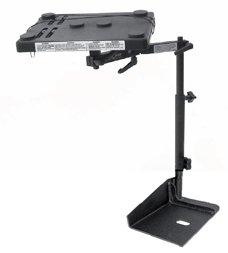 Desk Laptop Mount For - Ford - F-150 - 2010-2014 - Black