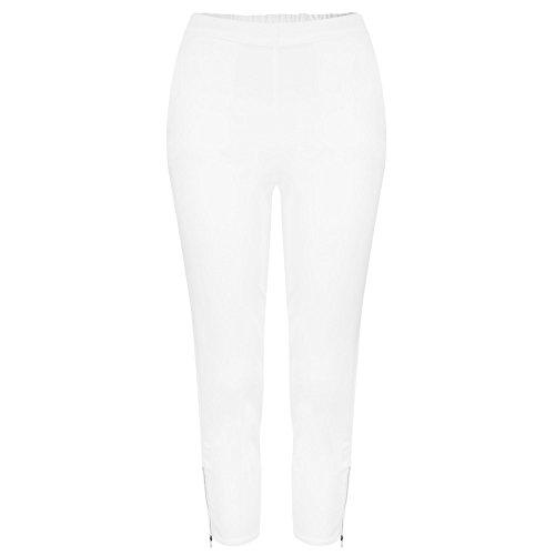 Masai Clothing - Jeans - Femme Blanc