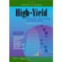 High-Yield Biostatistics, Epidemiology, and Public Health by Glaser MD Ph.D, Anthony N. [LWW, 2013] (Paperback) 4th Edition [Paperback]