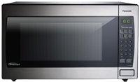2.2 Cu. Ft. 1250W Genius Sensor Countertop/Built-In Microwave Oven with Inverter Technology