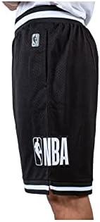 Ultra Game Mens Chrome Basketball Shorts