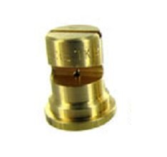 Spraying Systems TK-2 FloodJet Wide Angle Flat Spray Tip Brass