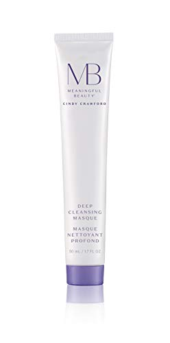 Meaningful Beauty – Deep Cleansing Masque – Soothing Clay Facial – 1.7 Fluid Ounces – ()