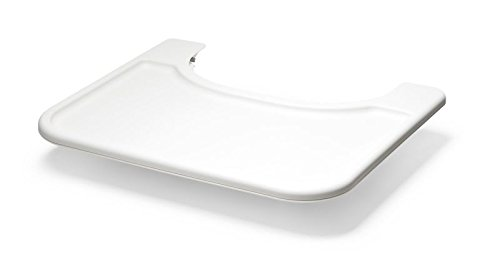 Stokke Steps Chair Baby Set Tray, White 350001