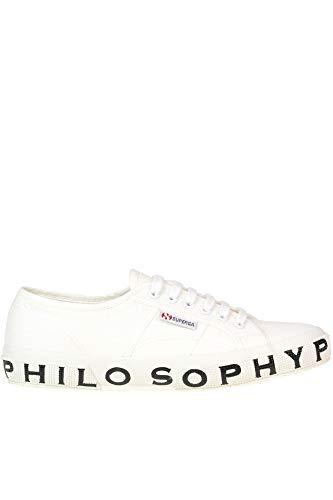 Blanc Philosophy Tissu Baskets Femme Mcglcak000005008e Superga X B4qI88