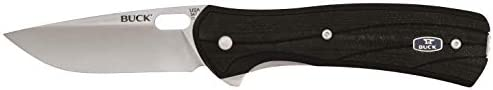 Buck Knives 0347BKS Vantage PRO Folding Knife with Clip
