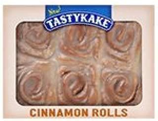product image for Tastykake Cinnamon Danish/Sweet Rolls/Spins Roll Cardbord Box with Window, 14.4 oz