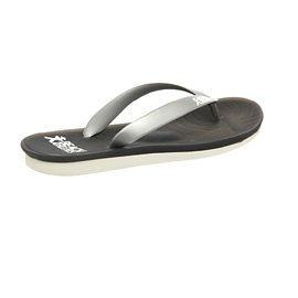 12ac1b455df1 Beach Athletics Corsica Mix Black Silver White Sole - 4 UK  Amazon.co.uk   Shoes   Bags
