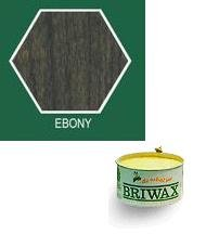 Briwax (Ebony) Furniture Wax Polish, Cleans, stains, and - Wax Briwax Polish