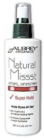 Aubrey Organics Hair Design Gel B5 All-Natural -- 8 oz