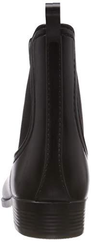 Botines Matte 069 Rain Pavement black Para Negro 069 Mujer YHaq65w