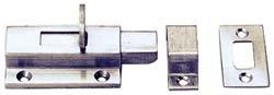 2'' Long, Stainless Steel Slide Bolt