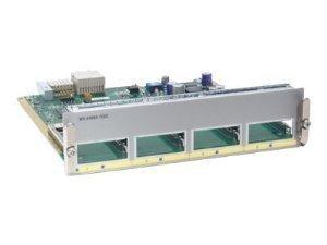 Ethernet Wirespeed (Cisco Systems Cisco 4-port Wire-speed 10 Gigabit Ethernet (x2) Half Card - Expansion Module - 4 Ports -)