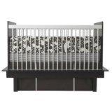 Cheap Oilo Modern Berries Standard Crib Set, Brown