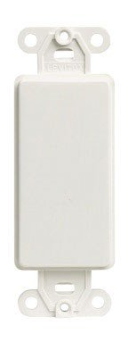 leviton-80414-w-decora-plastic-adapter-plate-blank-no-hole-with-ears-and-two-mounting-screws-white