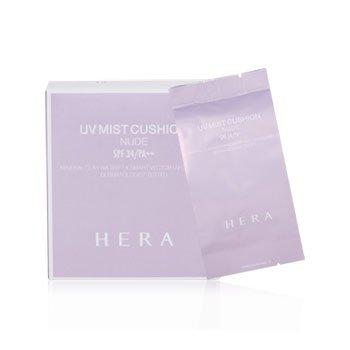 Hera UV Mist Cushion Nude 15g #25 Amber - Nude Amber