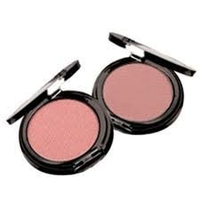 Mineral Matte Blush pressée Cheek Color Blush (Rose Bud)