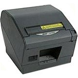 Star Micronics TSP800 Series Thermal Receipt Printer, USB, Gray by Star Micronics