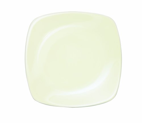 Noritake Colorwave White 8-1/2-Inch Square Salad Plate