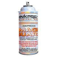 Inkpress Image Guard Protective Coating Spray for Ink-Based Printouts, - Spray Protective Inkjet