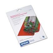 (Epson Premium Photo Paper, 68 lbs, High-Gloss, 5 x 7, 20)