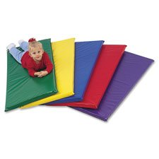 The Children's Factory Rainbow Rest Mat, Hvy-Dty, 24