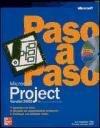 Microsoft Project 2002 Paso a Paso (Spanish Edition)