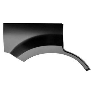 Value Passenger Side Wheel Arch Patch Rear Section OE Quality Replacement