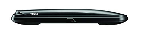 - Thule 613 Pulse Cargo Box Alpine , Black,Alpine (11 Cubic Feet)