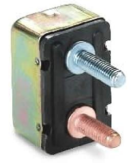 Manual Reset Circuit Breaker Overload Protector Panel