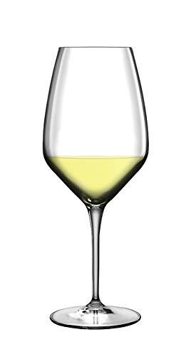 - Luigi Bormioli Atelier Riesling Wine Glass, 15-7/8-Ounce, Set of 6