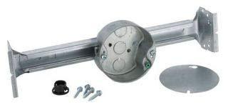 Raco 927 Fan/Lighting Fixture Support Brace 2 1/8'' Deep Box Package of 6