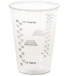 SCCTP10 - Solo TP10 Clear Plastic Drink Cup, 10 Ounce