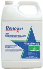 Renown gidds-ren02849-ms 1ガロンミントDisinfectant Cleaner B00CYVJ40U
