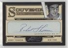 (Bobby Thomson #29/99 (Baseball Card) 2012 Playoff Prime Cuts - Souvenir Cuts Cut Signatures #5)