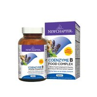 New Chapter Coenzyme B Food Complex, 30 Tablets  (Pack of 2) by New Chapter