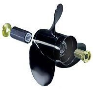 Vortex Xhs Performance Aluminum Boat - Michigan Wheel Vortex 3-Blade Aluminum Propeller Housing, 15-1/4 dia x 15 pitch <br><b>Hub Kit Sold Separate