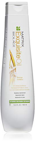 (BIOLAGE Exquisiteoil Oil Crème Conditioner, 13.5 Fl. Oz.)