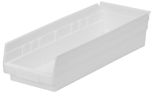 White 4 Shelf - 6