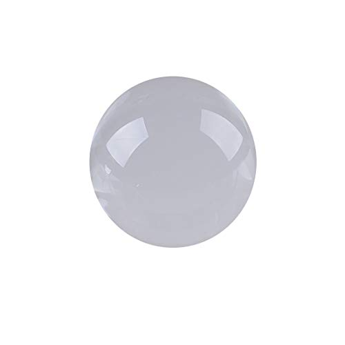 LONGWIN 1.2 Inch Photography Crystal Healing Ball Clear