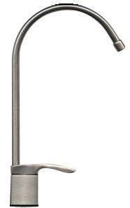 Designer Air Gap Ceramic Reverse Osmosis Faucet Brushed Nickel