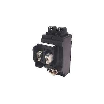 UBIP120-New Pushmatic P120 Replacement. One Pole 20 Amp Circuit Breaker Manufactured by ...